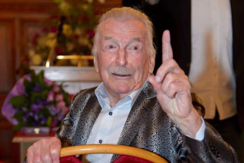 James Last (86) overleden