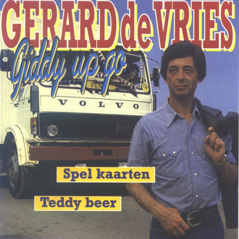 'Cowboy' Gerard de Vries (81) overleden
