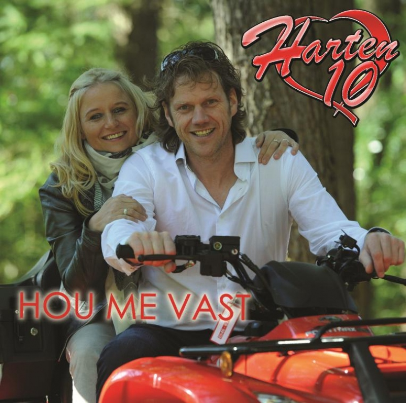Nieuwe single Harten 10 - Hou Me Vast
