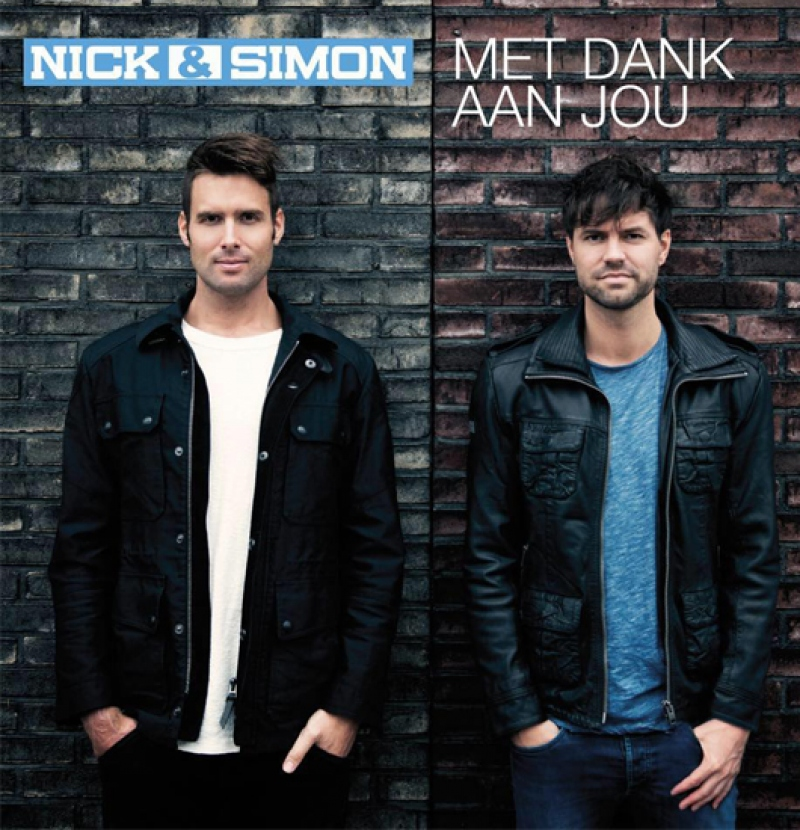 Nieuwe single Nick & Simon!
