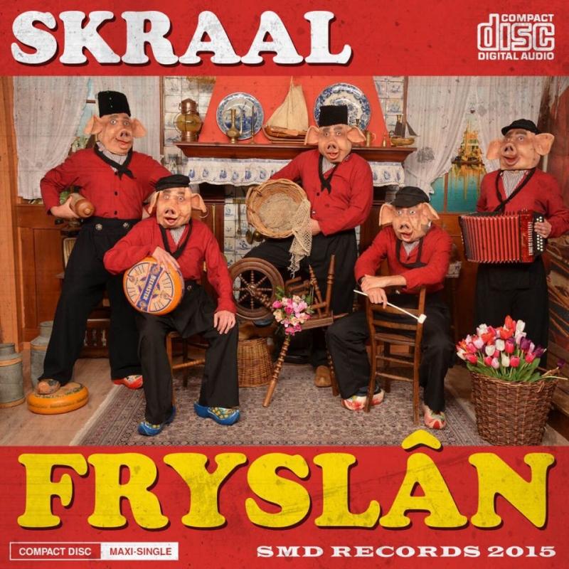Skraal - Fryslan