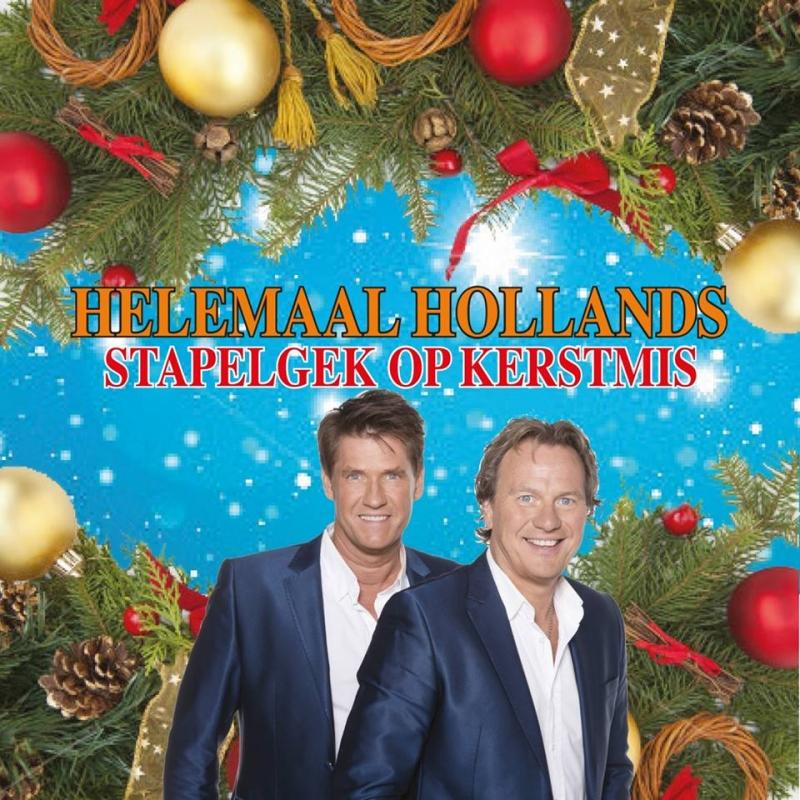 Helemaal Hollands met single Stapelgek op Kerstmis