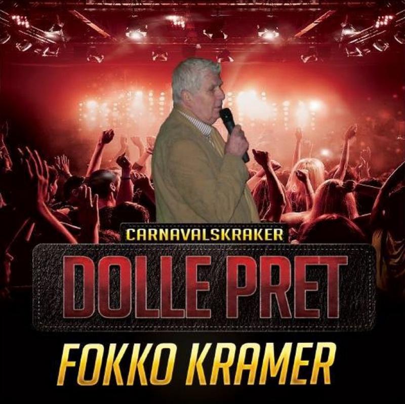 Fokko Kramer dendert door met carnavalskneiter