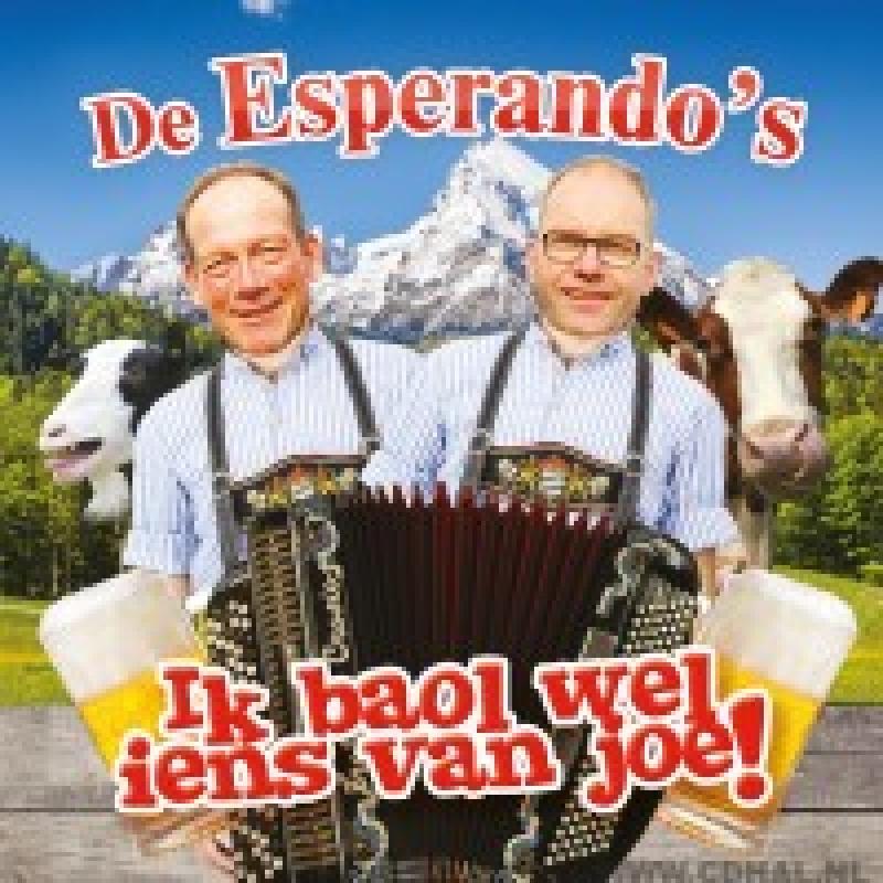 Nieuwe Single De Esperando's Ik baol wel iens van joe!