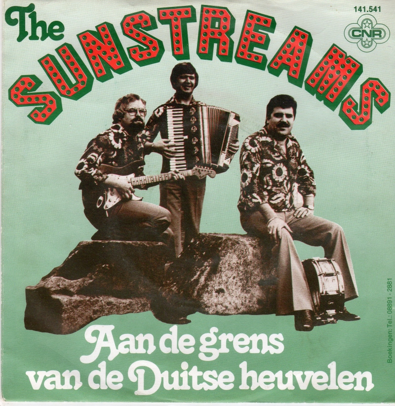 Frontman van The Sunstreams,  Wim Liebers overleden