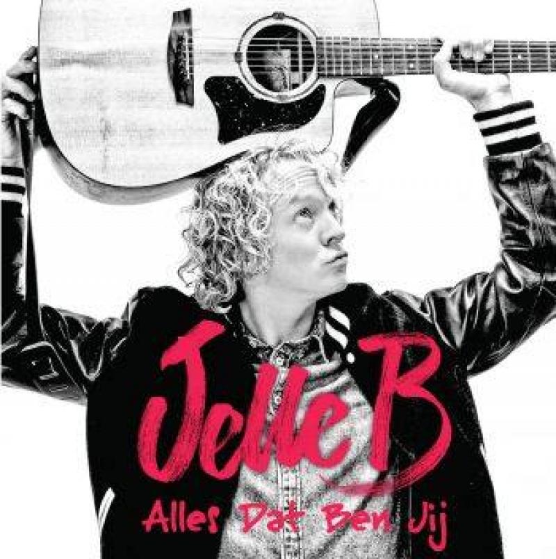 Alles dat ben jij is de nieuwe single van Jelle B