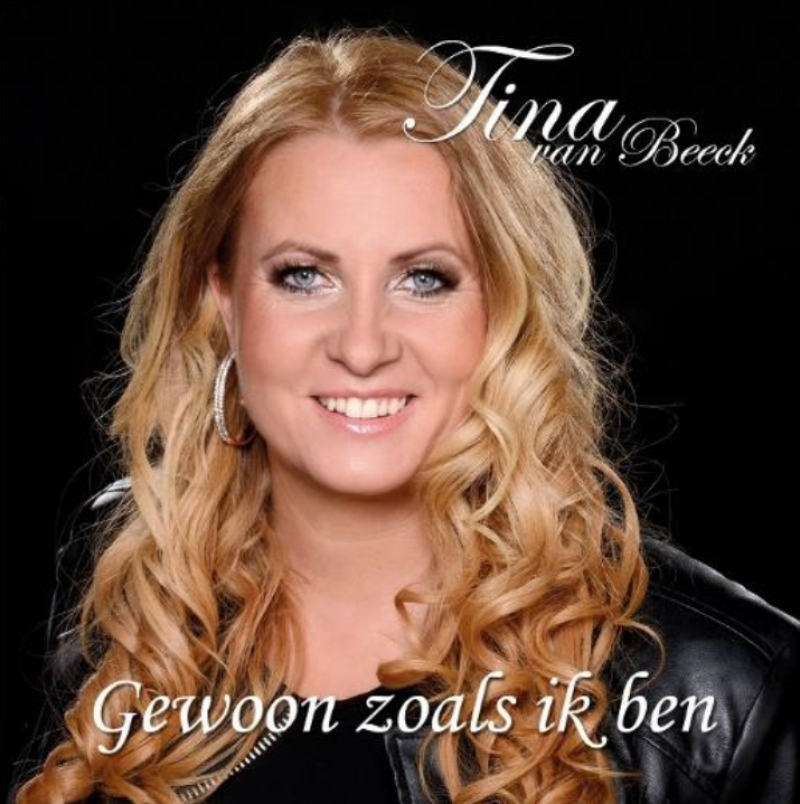 Tina van Beeck presenteert met trots haar nieuwe album