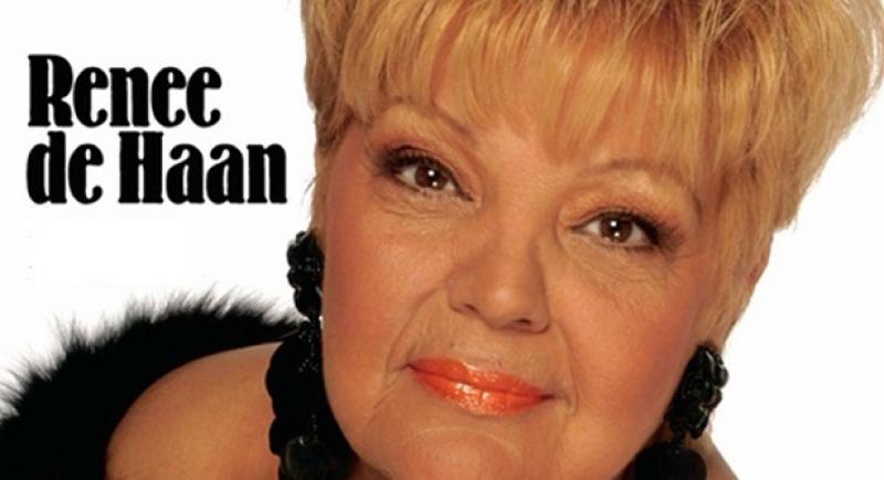 Volkszangeres Renee de Haan ( 61 )  overleden
