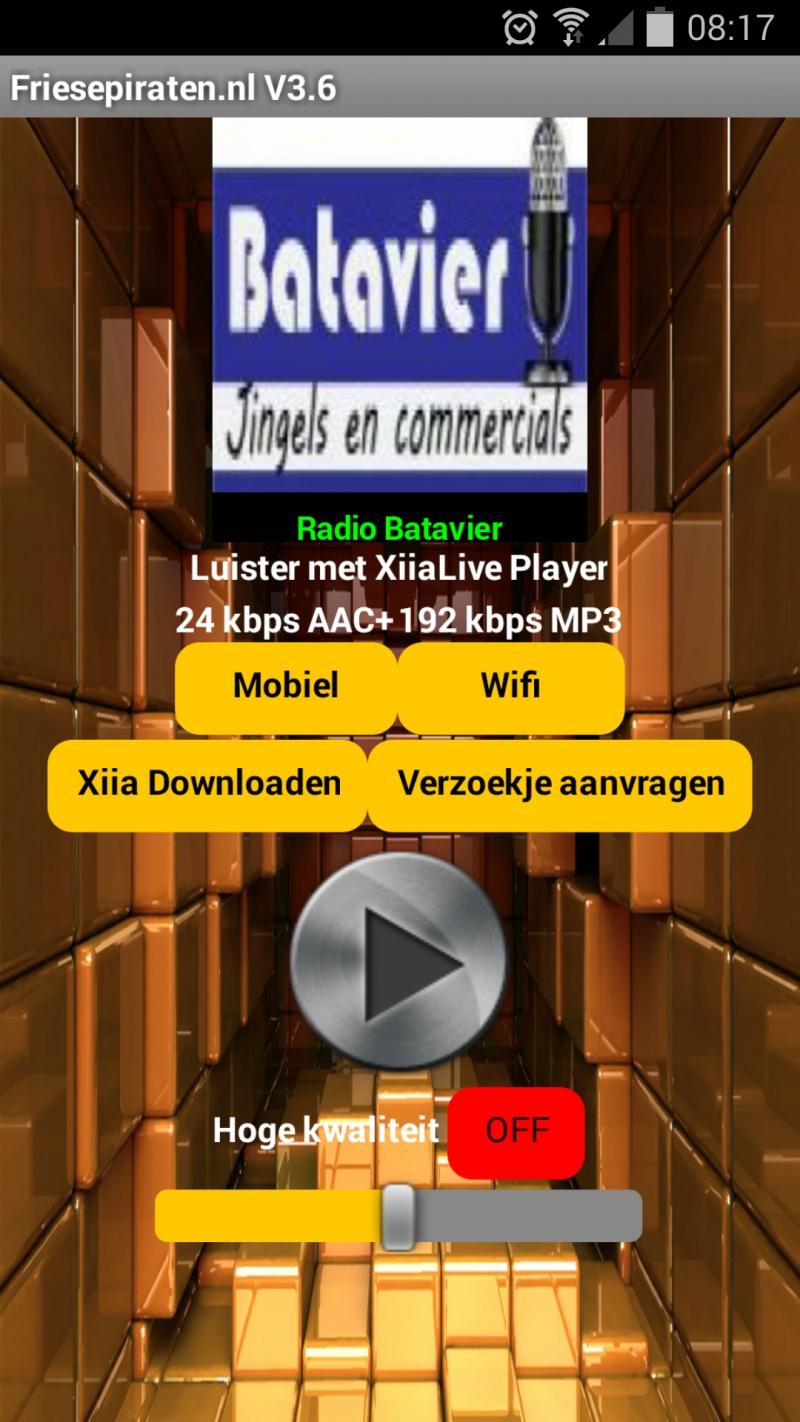 Nieuwe update andriod App beschikbaar