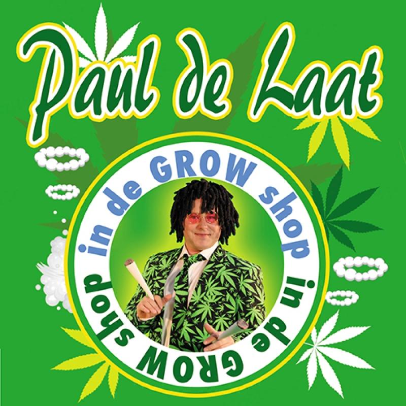 Paul de Laat - In de growshop