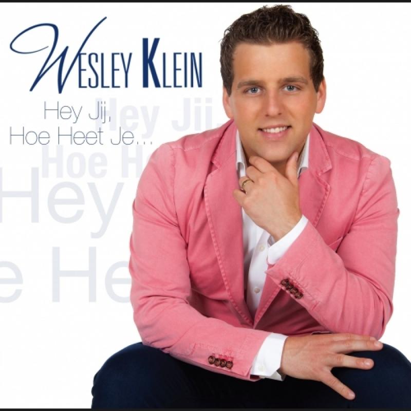 Nieuwe single Wesley Klein