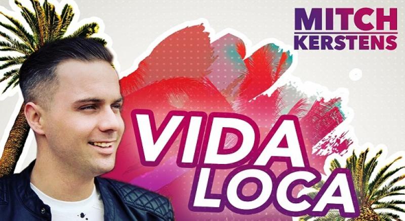 André Kooiman schrijft en produceert wederom nieuwe single voor Mitch Kerstens